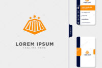 Insurance Train Transportation Logo Template Vector with Transport Business Cards Templates Free