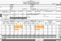 Ipmr Format Reports Explained (Integrated Program Management inside Earned Value Report Template