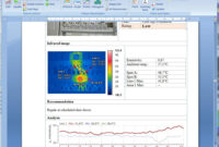 Irt Cronista | Grayess – Infrared Software And Solutions With Regard To Thermal Imaging Report Template