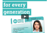 Isic Brand Refresh – Video For Social Media inside Isic Card Template