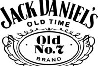 Jack Daniels Label Vector Luxury Jack Daniel | Handandbeak with Blank Jack Daniels Label Template