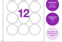 Ka4 C55 R230 regarding Word Label Template 12 Per Sheet