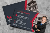 Keller Williams Business Card – Real Estate Business Card regarding Keller Williams Business Card Templates