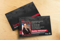 Keller Williams Business Card Template – Bc1861Bl-Kw within Keller Williams Business Card Templates