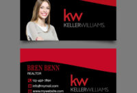 Keller Williams Business Cards-009 intended for Keller Williams Business Card Templates