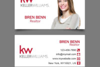Keller Williams Business Cards-016 in Keller Williams Business Card Templates