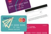 Kids Credit Cards | Unique Gifts For Kids, Kids Cards, Kids for Credit Card Template For Kids