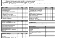 Kindergarten Report Card Template Examples Deped Free throughout Boyfriend Report Card Template