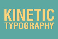Kinetic Typography Motion Graphics In Powerpoint 2016 pertaining to Powerpoint Kinetic Typography Template