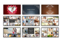 Kolase – Powerpoint Template #collage#perfect#album#family Throughout Powerpoint Photo Album Template