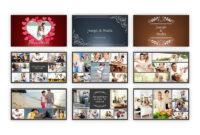 Kolase – Powerpoint Template #collage#perfect#album#family throughout Powerpoint Photo Album Template
