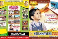 Krishnaveni Telent School Brochure Design Template | School throughout School Brochure Design Templates
