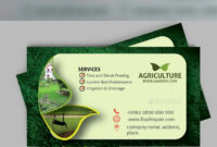 Landscaping Business Card Template Awesome Lawn Care with regard to Landscaping Business Card Template