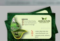 Landscaping Business Card Template Awesome Lawn Care with regard to Lawn Care Business Cards Templates Free