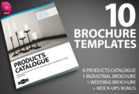Last Day: 10 Professional Indesign Brochure Templates From for Brochure Template Indesign Free Download