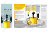 Leadership Training Progress Brochure Template For Training Brochure Template