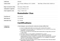Letter Of Completion Of Work Sample (Use Or Copy For Yourself) with Handover Certificate Template