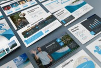 Locago – Tourism Powerpoint Templateslidefactory On Dribbble Inside Tourism Powerpoint Template