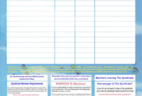 Lottery Syndicate Forms Free – Spreadsheets in Lottery Syndicate Agreement Template Word