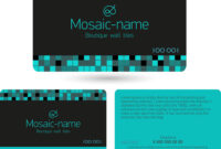 Loyalty Card Design Template regarding Loyalty Card Design Template