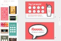 Loyalty Card Maker, Custom Punch Cards – Musthavemenus In Reward Punch Card Template