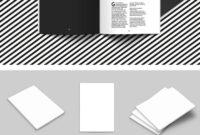 Magazine Mockups | Mockup within Blank Magazine Template Psd