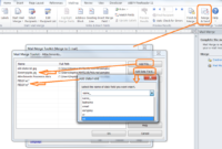Mail Merge With Pdf Attachments In Outlook | Mapilab Blog intended for How To Create A Mail Merge Template In Word 2010