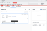 Major Incident Workbench | Servicenow Docs for It Major Incident Report Template