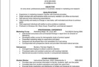 Making A Resume With Word | Resume Creator Online within Combination Resume Template Word