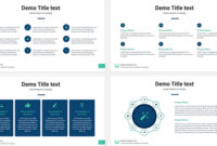 Marketing Plan Free Powerpoint Template – Powerpointify for Strategy Document Template Powerpoint