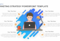 Marketing Strategy Template For Powerpoint And Keynote throughout Multimedia Powerpoint Templates