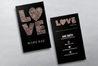 Mary Kay Business Cards In 2019 | Mary Kay, Business Cards with regard to Mary Kay Business Cards Templates Free