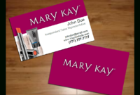 Mary Kay Business Cards Template Free | Plants | Free with Mary Kay Business Cards Templates Free