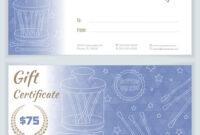 Massage Gift Voucher Template | Certificatetemplategift inside Massage Gift Certificate Template Free Printable