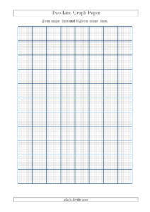 Maths Graph Paper A4 – Brainypdm pertaining to 1 Cm Graph Paper Template Word