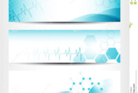 Medical Banners Stock Vector. Illustration Of Beat within Medical Banner Template