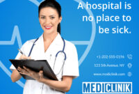 Medical Care Clinic Banner Template within Medical Banner Template