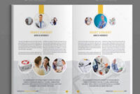 Medical Clinic Creative Brochure Magazine | Medical Design in Medical Office Brochure Templates