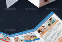 Medical Trifold Simple Graphics, Designs & Templates (Page 5) throughout Medical Office Brochure Templates