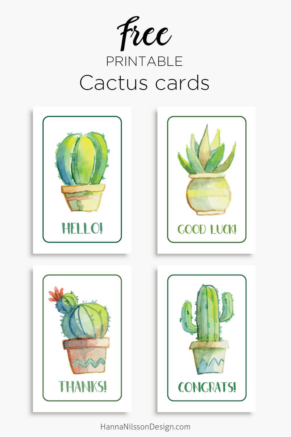 Members | Free Printable Cards, Printable Postcards, Good With Good Luck Card Templates