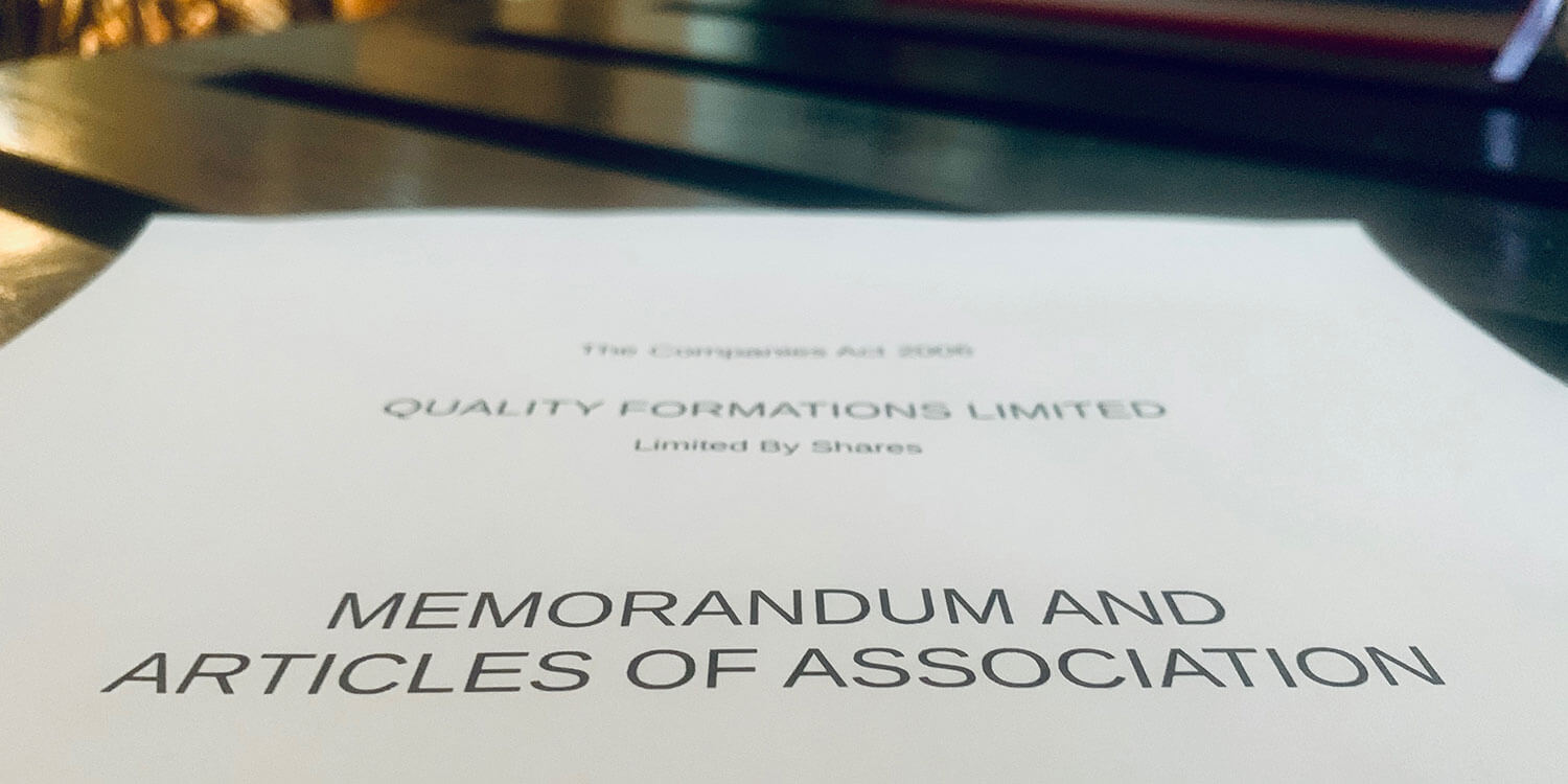 Memorandum And Articles Of Association For Uk Limited Companies With Regard To Share Certificate Template Companies House