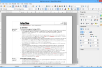 Microsoft Office Suit And Its Alternatives within Index Card Template Open Office