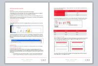 Microsoft Word Manual Template Unique 7 Training Guide in Training Manual Template Microsoft Word