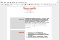 Microsoft Word Vs. Google Docs On Columns, Headers, And pertaining to 3 Column Word Template