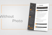 Mike Daniels – Engineering Manager Resume Template #66446 with Engineering Brochure Templates