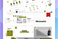 Minimal Presentation: 20 Powerpoint And Keynote Templates with regard to Fancy Powerpoint Templates