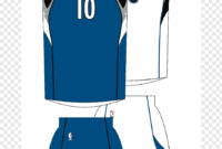 Minnesota Timberwolves Utah Jazz Los Angeles Clippers Jersey with Blank Basketball Uniform Template