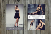 Modeling Comp Card Template – Sistec throughout Comp Card Template Psd