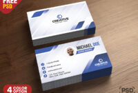 Modern Business Cards Design Psd – Psd Zone inside Modern Business Card Design Templates