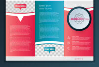 Modern Tri-Fold Brochure Design Template within Tri Fold Brochure Ai Template